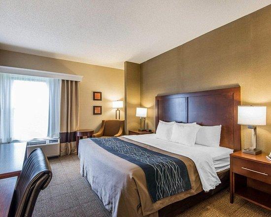 Cameron, MO: Guest room