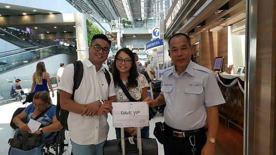 BKK Big Taxi Tour : customer