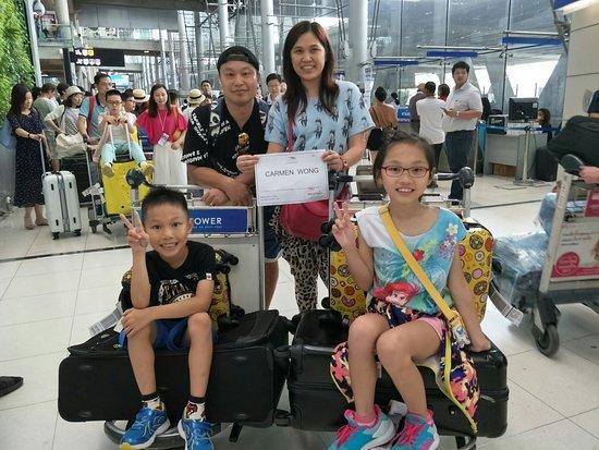 BKK Big Taxi Tour : airport