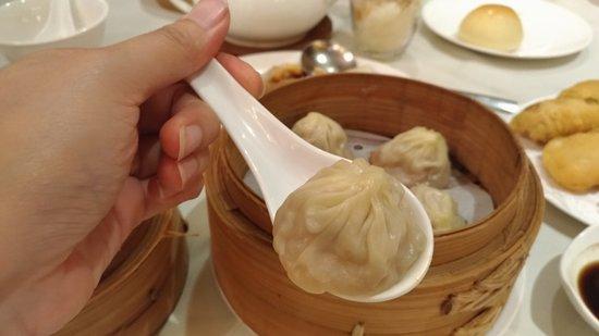 Sun City Luxury Club Restaurant: Xiao Long Bao
