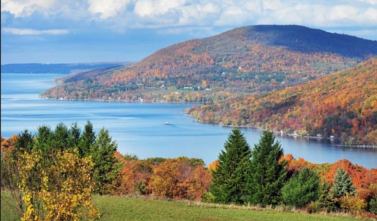 ‪Finger Lakes Wine Country‬