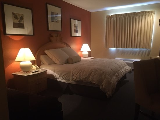 Bayshore Suites: King Size Bed