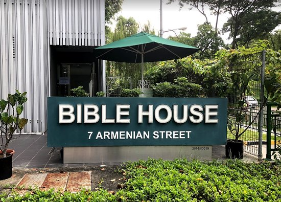 The Bible House
