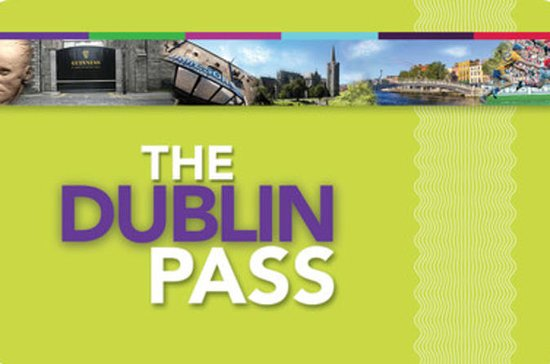 Dublin Pass with Hop-On Hop-Off Tour...