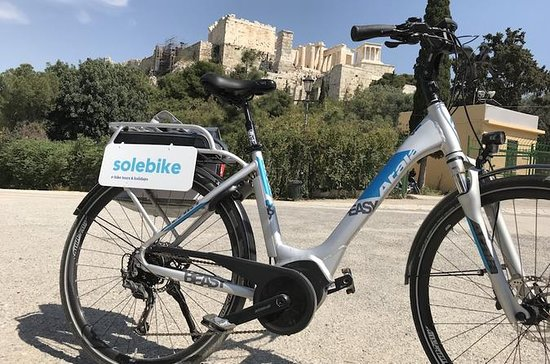Athens Old Town Electric Bike Tour
