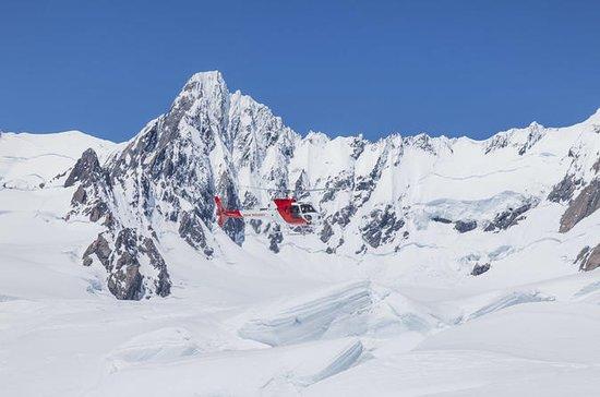 Fox e Franz Josef Twin Glacier voo de...