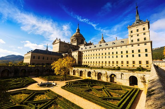 Toledo Half day and Escorial and...