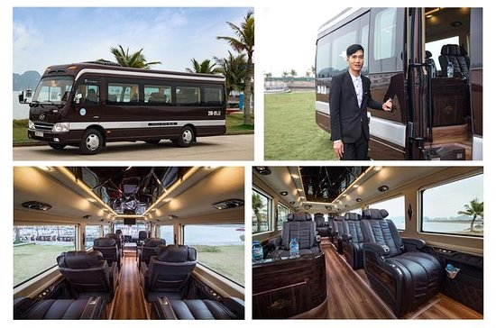 Ha Noi Transfer nach Ha Long Bay mit...