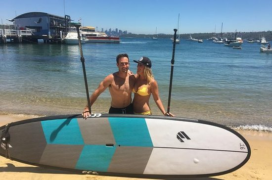 Stand Up Paddle on Sydney Harbour plus a Doyles Seafood Picnic