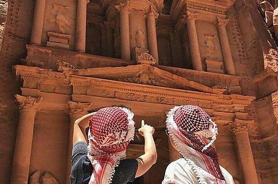 15-dagers Jordan & Egypt tur...