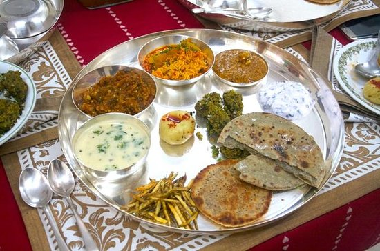 Den indiske Thali-opplevelsen - Kok...