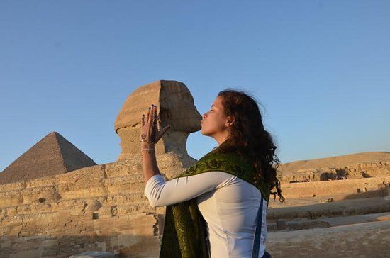 Day Tour To Giza Pyramids With Camel...