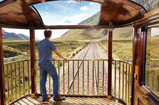 Tren de lujo desde Cusco a Puno