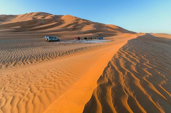 EMPTY QUARTER AND LOST CITY OF UBAR