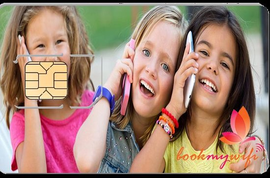 4G Sim Card Rental UAE at DXB Airport...