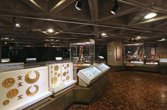 Pre-Columbian Gold Museum Admission...