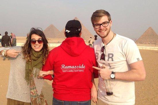 Giza Pyramids & River Nile tour