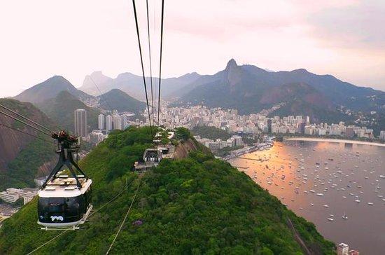 Pão de Açúcar e City Tour no Rio de...