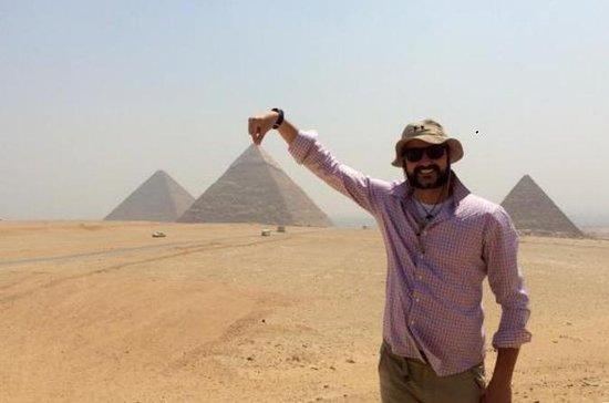 Overnachting in Cairo Tour vanuit ...