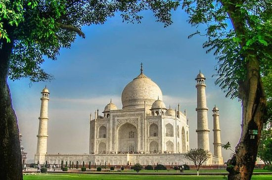 12 HOUR SUNRISE TAJ MAHAL TOUR FROM...
