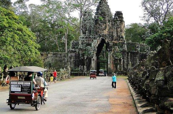 Full Day Angkor Tours In Tuk Tuk & Private Guide, Sunrise Angkor Wat...