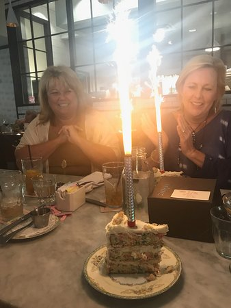 Fine Birthday Cake With Sparkler Fun And Tasty Picture Of Fine Funny Birthday Cards Online Hendilapandamsfinfo