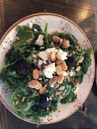 Red Owl Tavern : Decent salad but expensive