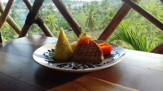Kuta Cabana Eco Lodge: our menu