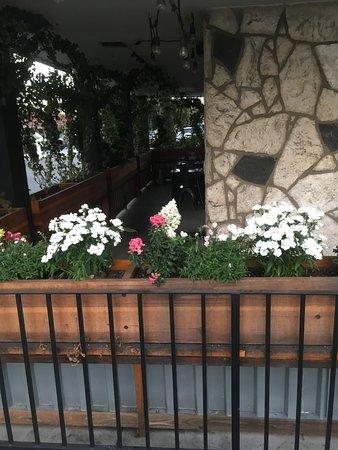 Mikko Sushi: Small outside Flower box