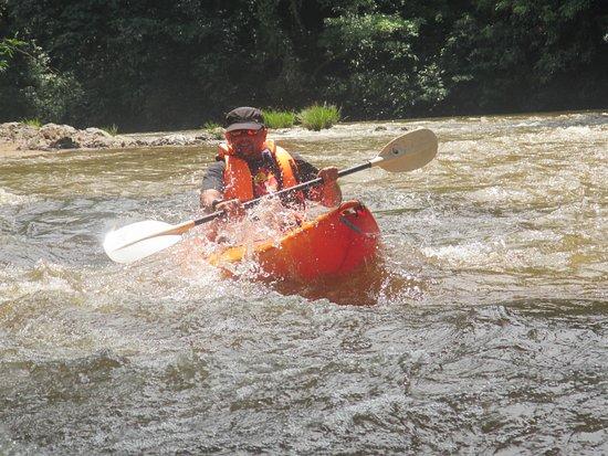 Semadang Kayak Photo