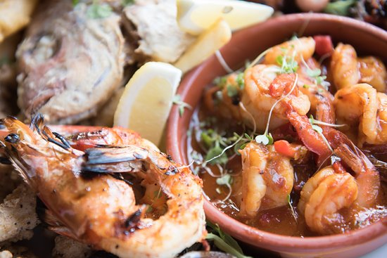 Patterson Lakes, Australia: Seafood at The Cove