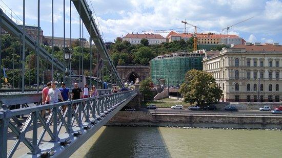 Danube River: Bridge