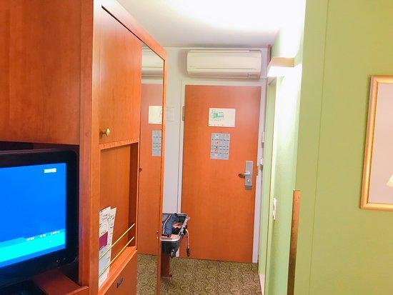 โรงแรม แมร์คูเรอ วีนเวสท์บานโฮฟ: エアコン有り