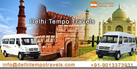 Delhi Tempo Travels