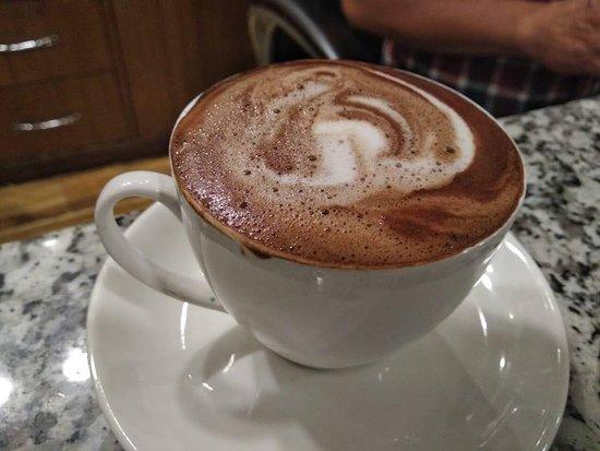 Sky Wok Ladakh : Hot Chocolate