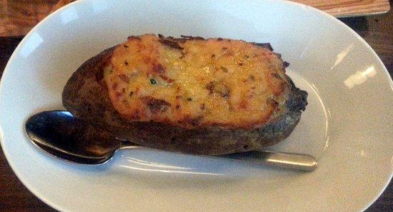 Stefani Prime: twice baked potato