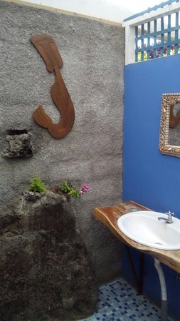 Jardin Tau Kiani Rapa Nui: Visita a Jardín Botánico