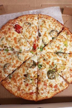 写真A-1 Pizza枚