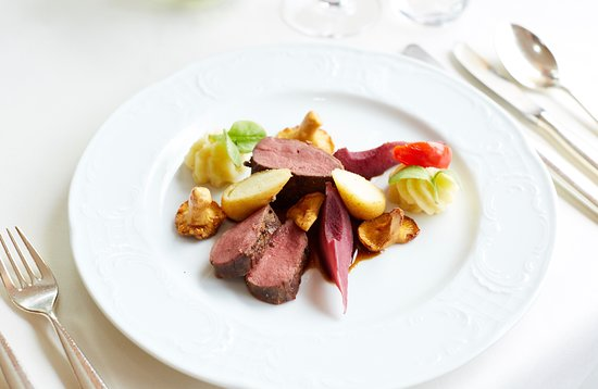 Saphir Restaurant: Feine deutsche Speisen aus regionalen Produkten