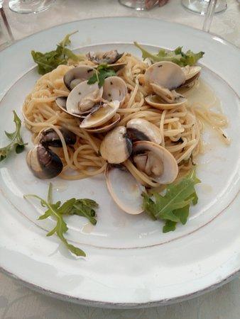 La Sirenetta: Spaghettis alle vongole