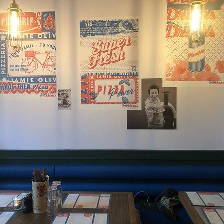 Jamie Oliver's Pizzeria ภาพ