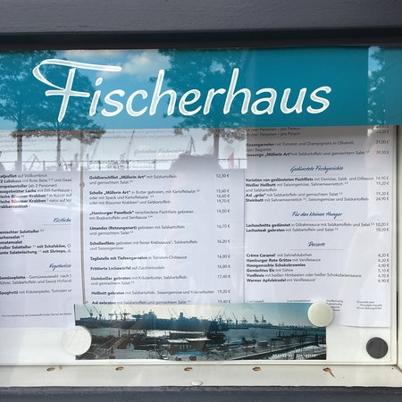 Fischerhaus Restaurant Foto