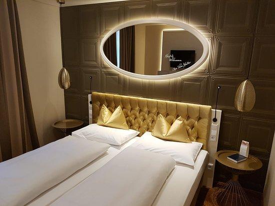 Schäfflerwirt: Premium Zimmer