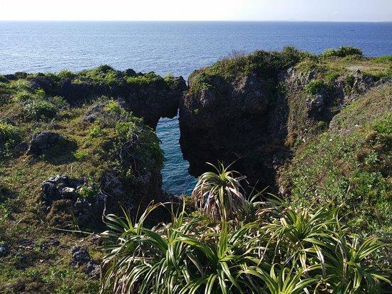 Cape Manzamo: 萬座毛一角
