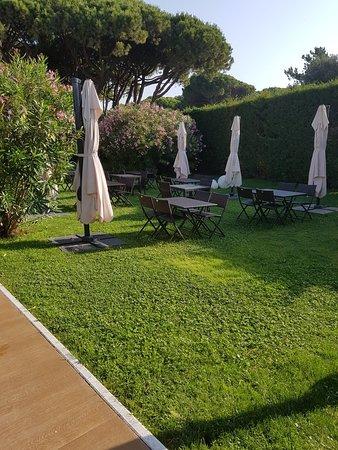Hotel & Resort Gallia: Giardino