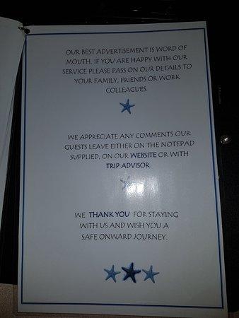 A & A Motel Proserpine : Clear Info Package.