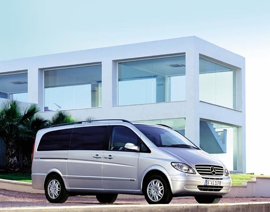 HappyBus Tours&Transfers : Our Cars, Mercedes Viano