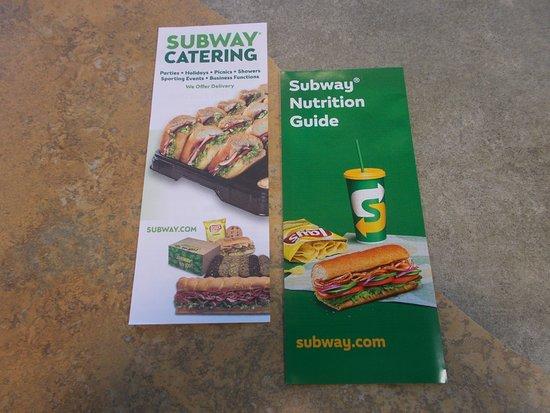 Subway照片