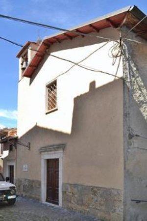 Carsoli, إيطاليا: Chiesa di Montesabinese Carsoli