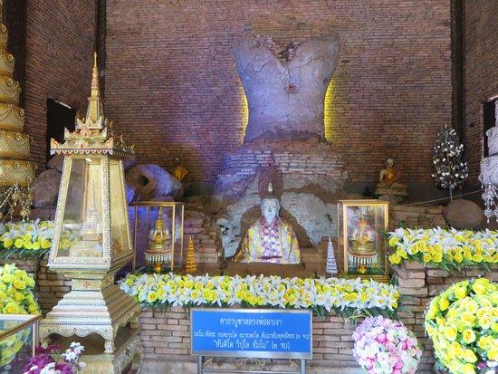 Wat Pra Dhat Pha-Ngao : 4仏像